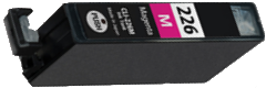 CLI-226M Ink Cartridge - Canon Compatible (Magenta)