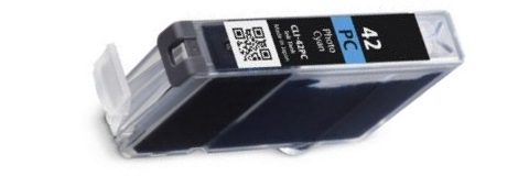 CLI-42PC Ink Cartridge - Canon Compatible (Photo Cyan)