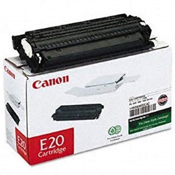 E20 Toner Cartridge - Canon Genuine OEM (Black)