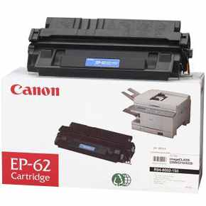 EP-62 Toner Cartridge - Canon Genuine OEM (Black)