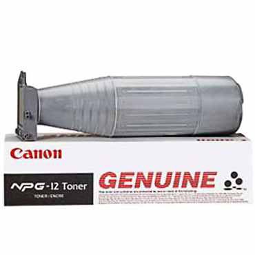 NPG-12 Toner Cartridge - Canon Genuine OEM (Black)