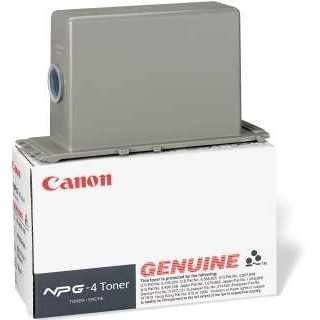 NPG-4 Toner Cartridge - Canon Genuine OEM (Black)