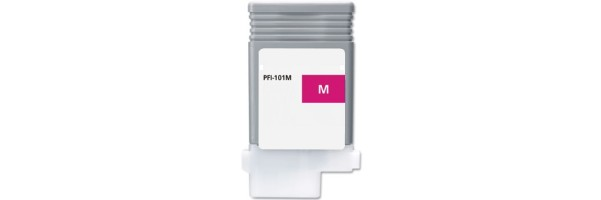 PFI-101M Ink Cartridge - Canon Compatible (Magenta)