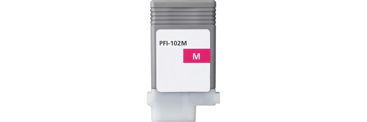 PFI-102M Ink Cartridge - Canon Compatible (Magenta)