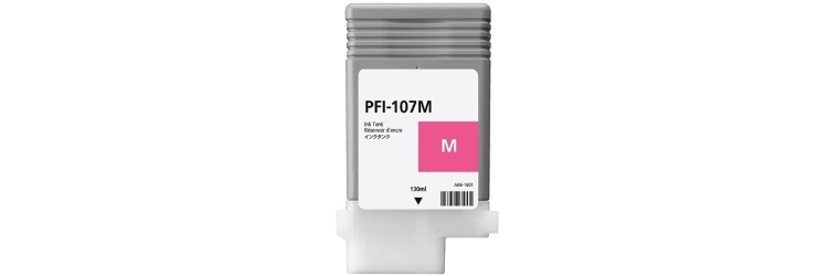 PFI-107M Ink Cartridge - Canon Compatible (Magenta)