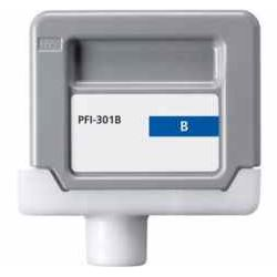 PFI-301B Ink Cartridge - Canon Compatible (Blue)