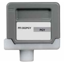 PFI-302PGY Ink Cartridge - Canon Compatible (Photo Gray)