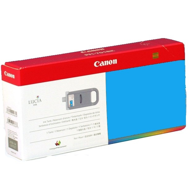 PFI-306C Ink Cartridge - Canon Genuine OEM (Cyan)