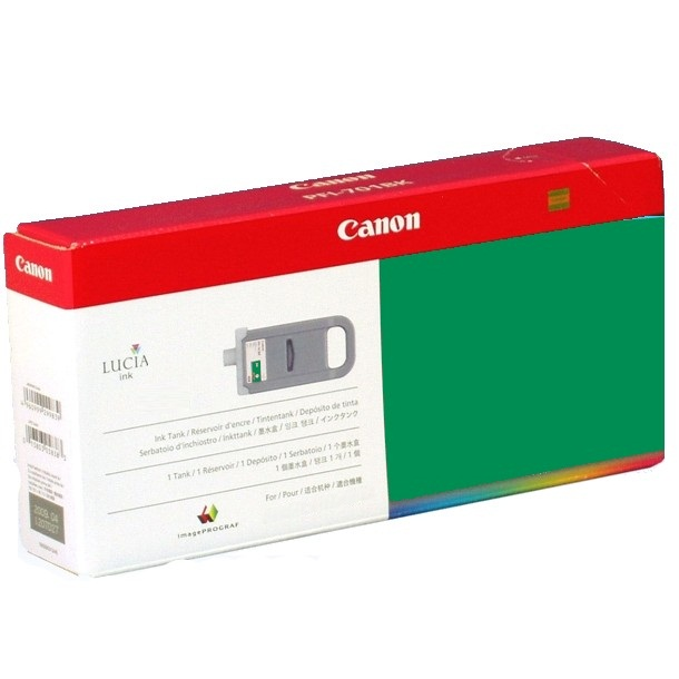 PFI-306G Ink Cartridge - Canon Genuine OEM (Green)