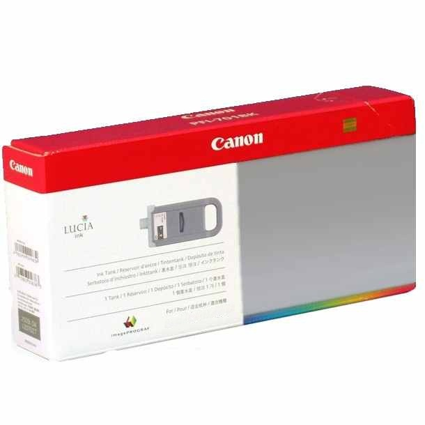 PFI-306PGY Ink Cartridge - Canon Genuine OEM (Photo Gray)
