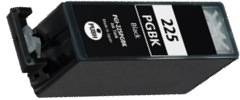 PGI-225BK Ink Cartridge - Canon Compatible (Pigment Black)