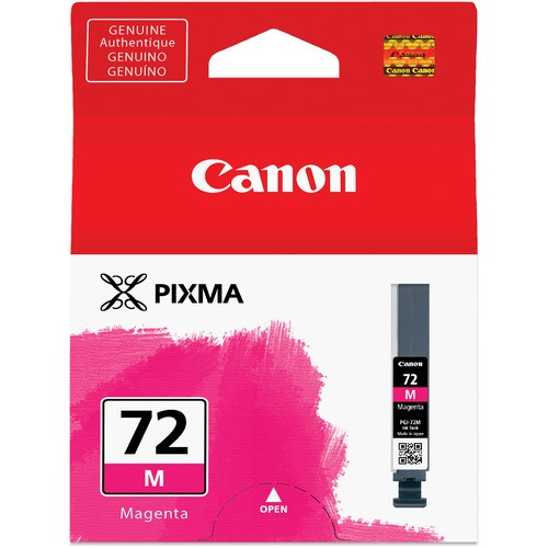 PGI-72M Ink Cartridge - Canon Genuine OEM (Magenta)