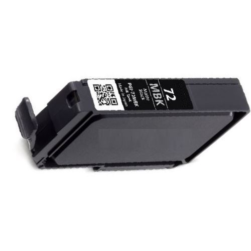 PGI-72MBK Ink Cartridge - Canon Compatible (Matte Black)
