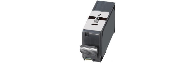 PGI-7BK Ink Cartridge - Canon Compatible (Black)