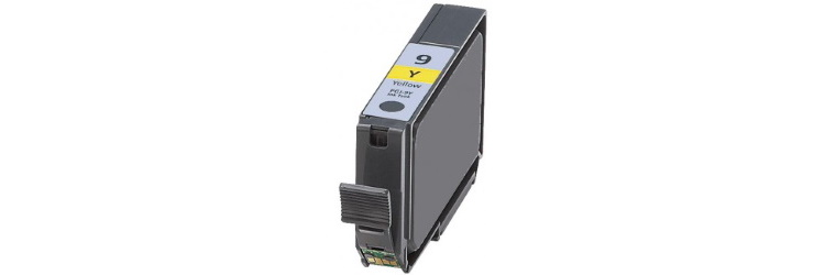 PGI-9Y Ink Cartridge - Canon Compatible (Yellow)