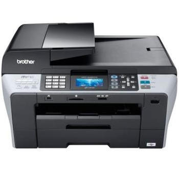 how to set up a brother mfc 5890 cn printer