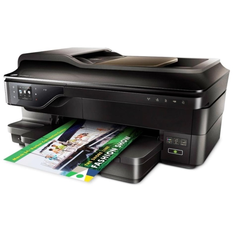 HP 7612 Wide Format E-All-in-One Ink