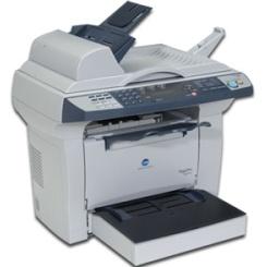 Konica minolta pagepro 1350w printer