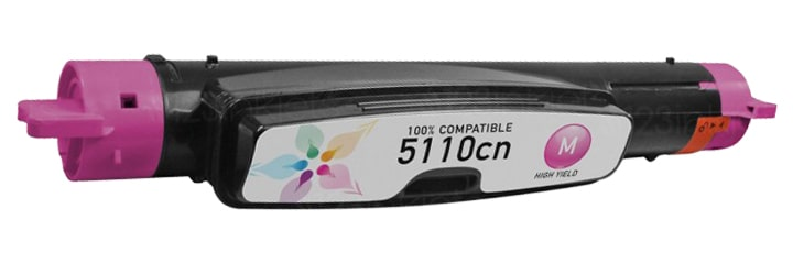 310-7893 Toner Cartridge - Dell Remanufactured (Magenta)