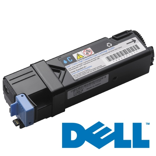 310-9060 Toner Cartridge - Dell Genuine OEM (Cyan)
