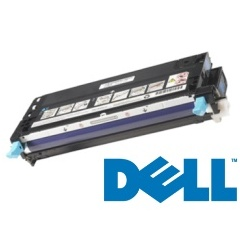 330-1199 Toner Cartridge - Dell Genuine OEM (Cyan)