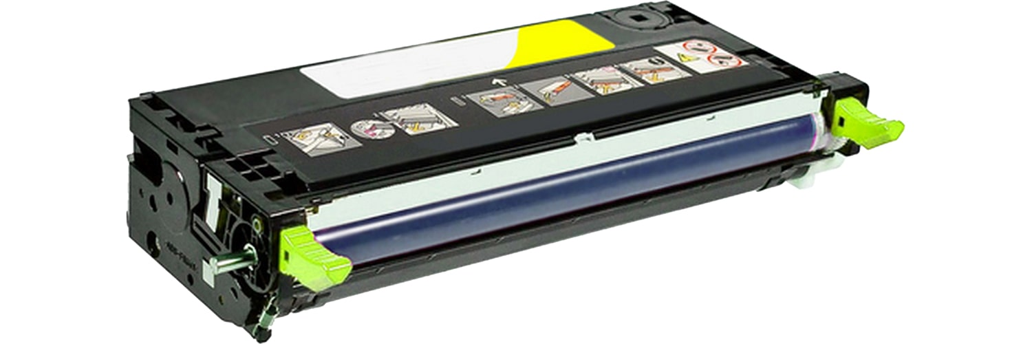 330-1204 Toner Cartridge - Dell Remanufactured (Yellow)