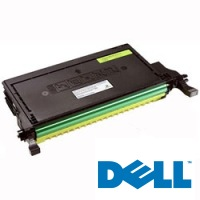330-3786 Toner Cartridge - Dell Genuine OEM (Yellow)
