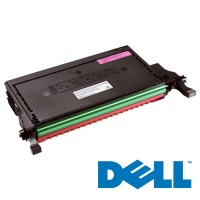 330-3787 Toner Cartridge - Dell Genuine OEM (Magenta)