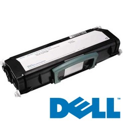 330-4131 Toner Cartridge - Dell Genuine OEM (Black)