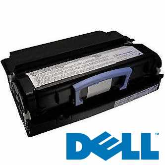 330-5207 Toner Cartridge - Dell Genuine OEM (Black)