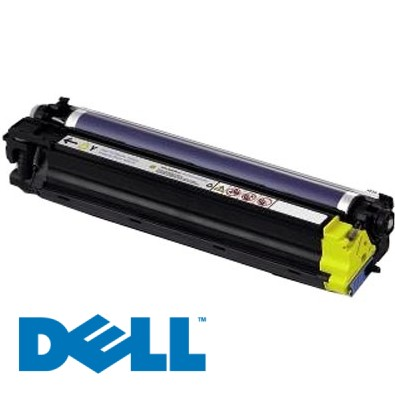 330-5853 Imaging Drum - Dell Genuine OEM (Yellow)