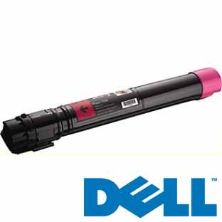 330-6141 Toner Cartridge - Dell Genuine OEM (Magenta)