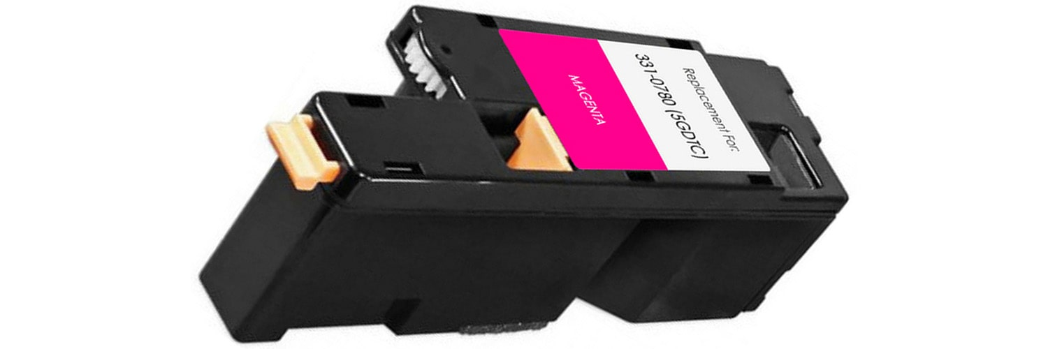 331-0780 Toner Cartridge - Dell Compatible (Magenta)