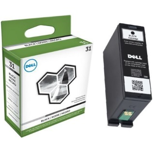331-7689 Ink Cartridge - Dell Genuine OEM (Black)
