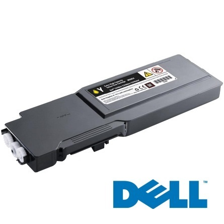 331-8422 Toner Cartridge - Dell Genuine OEM (Yellow)