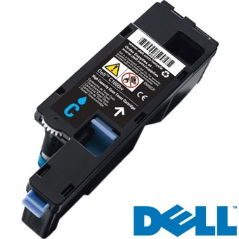 332-0400 Toner Cartridge - Dell Genuine OEM (Cyan)