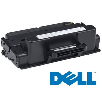 593-BBBI Toner Cartridge - Dell Genuine OEM (Black)