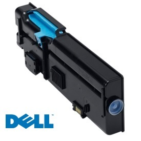 593-BBBT Toner Cartridge - Dell Genuine OEM (Cyan)