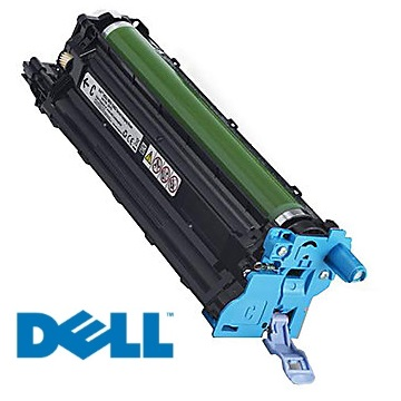 593-BBPG Drum Unit - Dell Genuine OEM (Cyan)