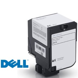 593-BBXX Toner Cartridge - Dell Genuine OEM (Black)