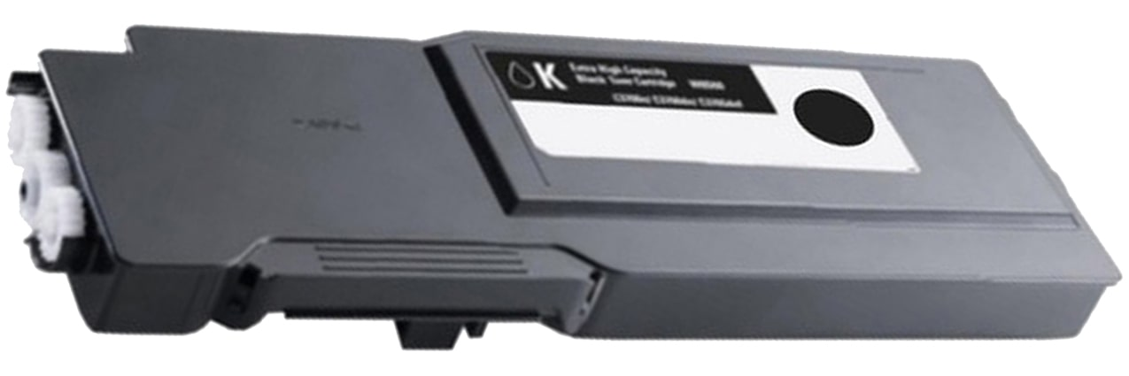 593-BCBC Toner Cartridge - Dell Compatible (Black)
