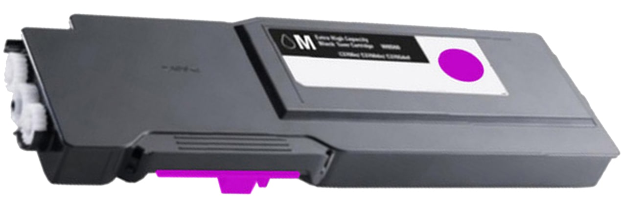 593-BCBE Toner Cartridge - Dell Compatible (Magenta)