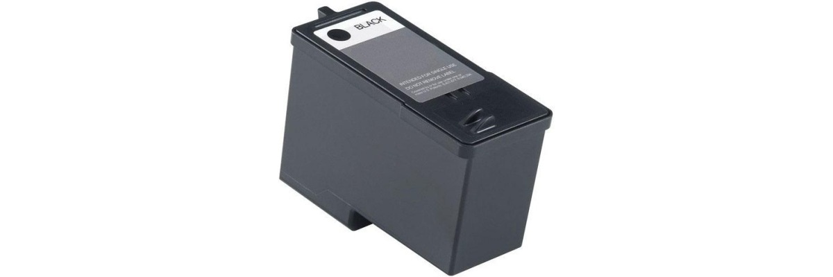 Series 9 Black Ink Cartridge - Dell Remanufactured (Black)