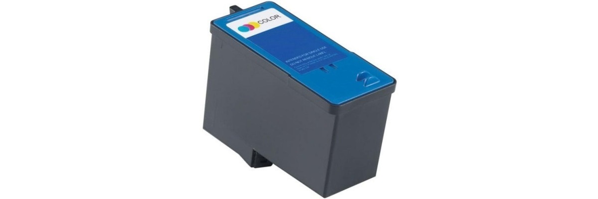 Series 9 Color Ink Cartridge - Dell Remanufactured (Color)