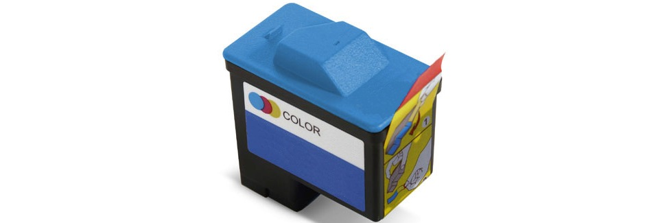 Series 1 Color Ink Cartridge - Dell Remanufactured (Color)