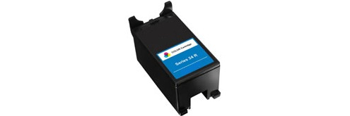 Series 24 Color Ink Cartridge - Dell Compatible (Color)
