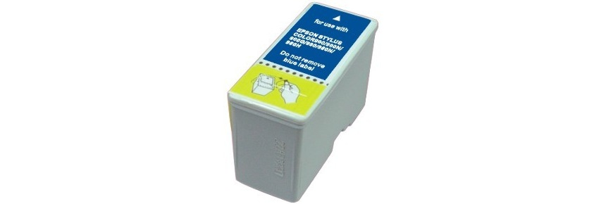 T003011 Ink Cartridge - Epson Remanufactured (Black)