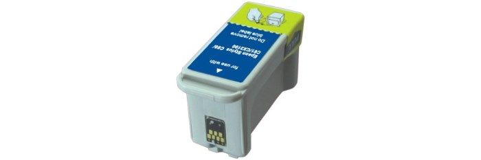 T028201 Ink Cartridge - Epson Remanufactured (Black)