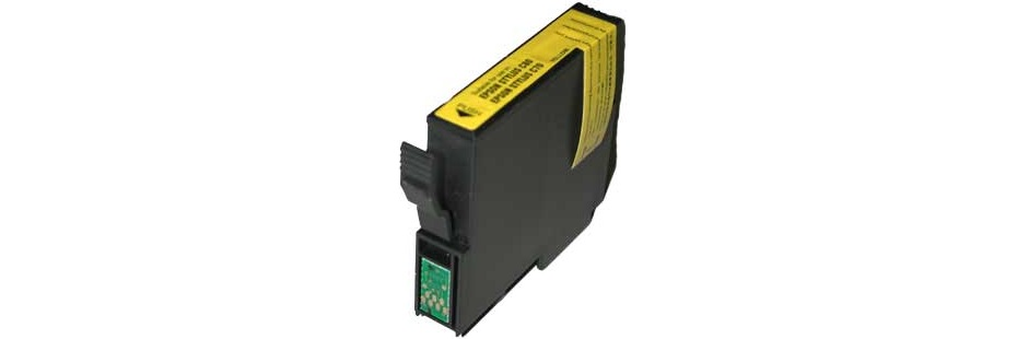 T032420 Ink Cartridge - Epson Remanufactured (Yellow)