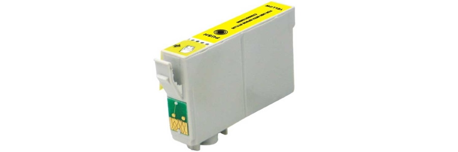 T033420 Ink Cartridge - Epson Remanufactured (Yellow)